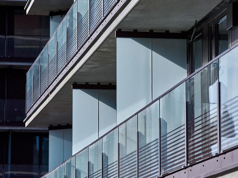 Triiiple Balkone